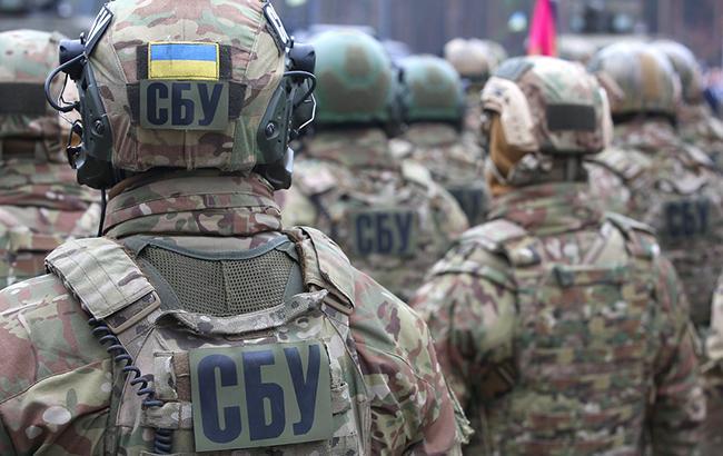 СБУ обнаружила в зоне АТО два тайника с оружием и боеприпасами