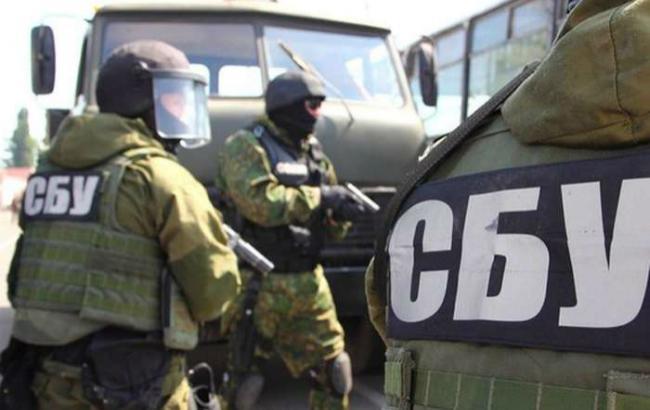 Фото: спецоперация Службы безопасности Украины