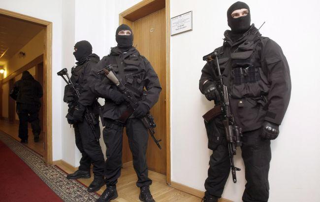 """В офісі """"Укргазвидобування"""" правоохоронні органи проводять обшуки"""