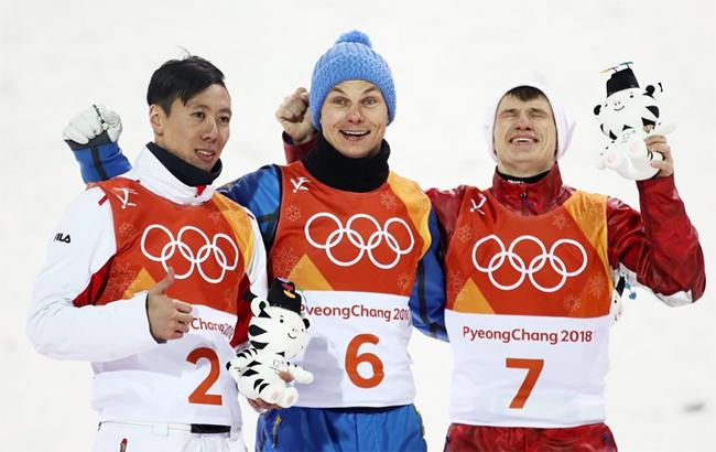 Абраменко принес первую золотую медаль для Украины на Олимпиаде-2018