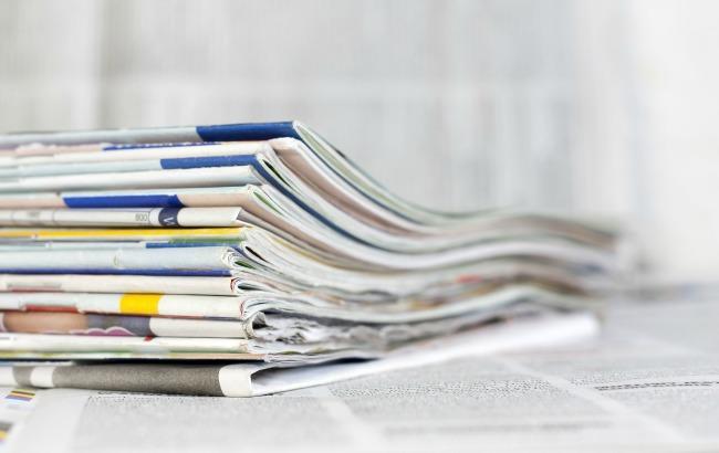 Фото: в Україні хочуть запровадити обов'язкову реєстрацію іноземних друкованих ЗМІ