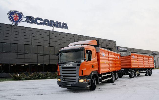 Scania спростовує звинувачення колишнього топ-менеджера