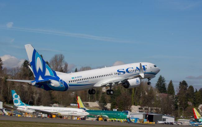 Boeing призупинив поставки літаків 737 MAX