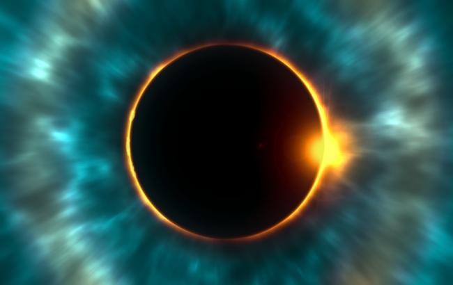 Фото: Затмение Солнца (pixabay.com/ru/users/vancarlosfr)