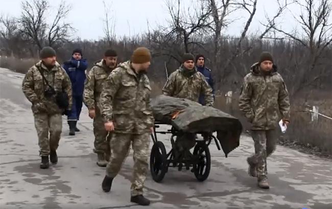 """Фото: """"Эвакуация 200"""" (facebook.com/ato.news)"""