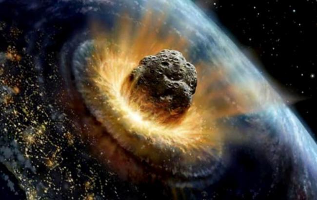 К Земле приближается астероид, который может уничтожить целый город