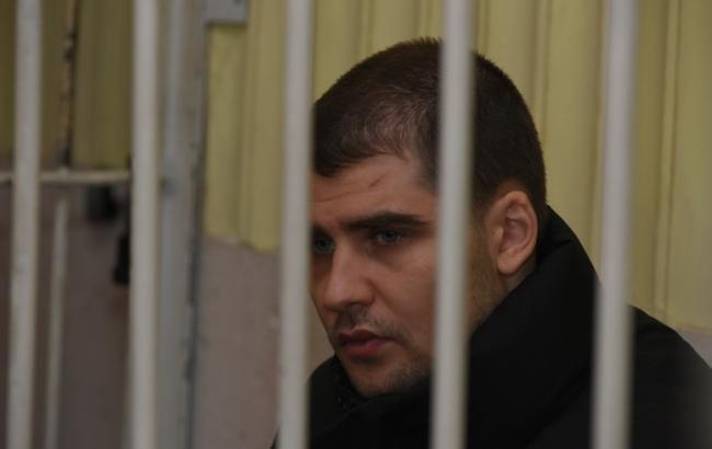 Фото: кримчанина Костенко залишили під вартою