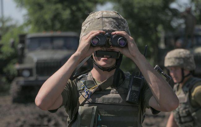 "Боевики на Донбассе восемь раз нарушили ""тишину"""