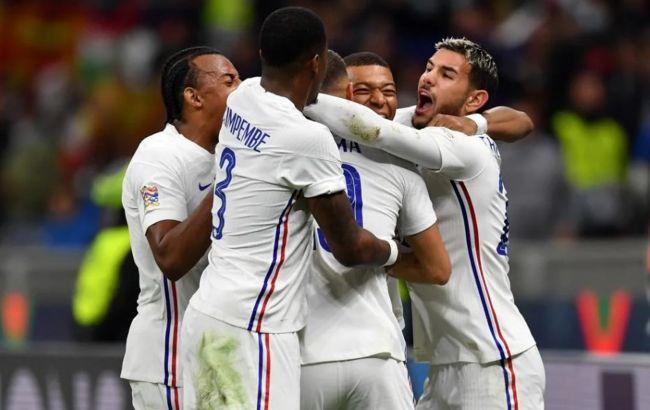 Взрыв после затишья. Франция обыграла Испанию в сумасшедшем финале Лиги наций