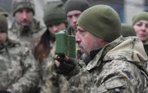Боевики девять раз обстреляли украинские позиции на Донбассе