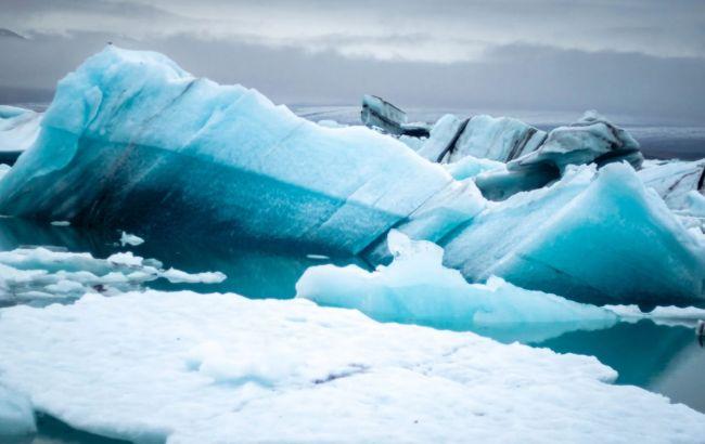 Уменьшился в 300 раз. Один из крупнейших в мире айсбергов почти растаял