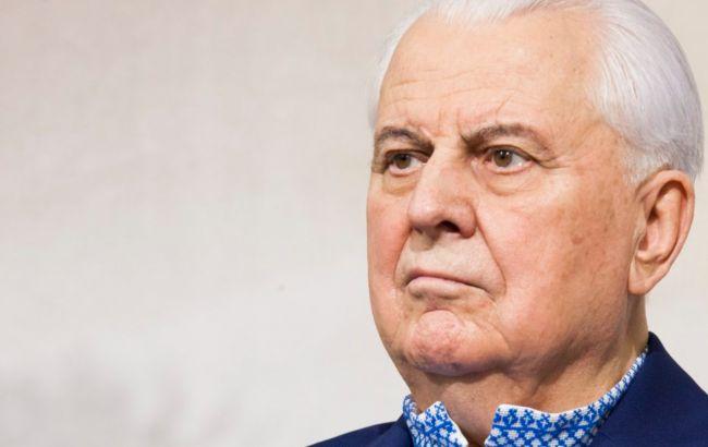 """Кравчук назвав умову наступної зустрічі """"нормандської четвірки"""""""