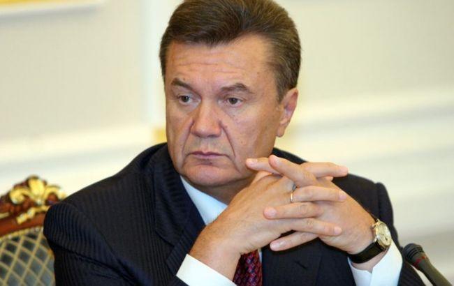 Голос втікача. Янукович розкритикував Революцію Гідності