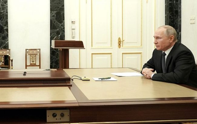 Україна не боїться реакції Путіна на санкції проти Медведчука, - Данілов