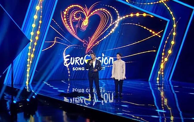 Стали известны имена победителей второго полуфинала отбора на Евровидение 2018