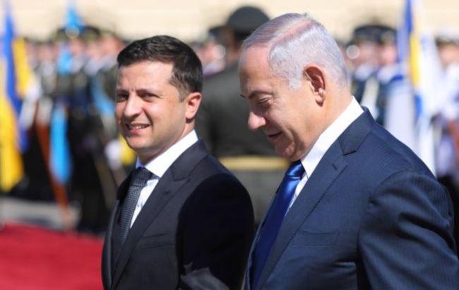 Нетаньяху подтвердил начало действия ЗСТ между Украиной и Израилем с 1 января