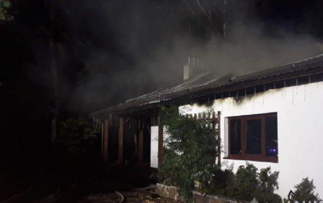 Поджог дома Гонтаревой будет расследовать СБУ