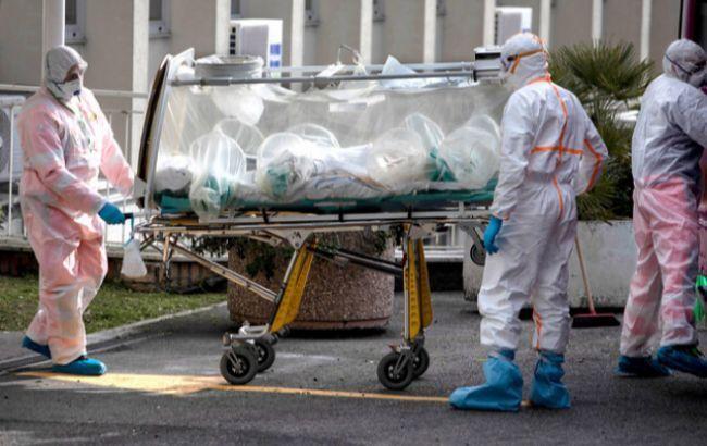 В Италии вновь фиксируют рост смертности от COVID-19