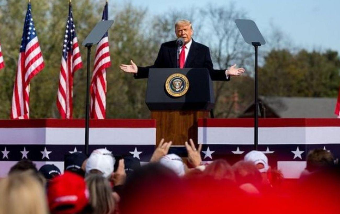 Трамп хочет отменить ограничения для путешествия в Европу и Бразилию