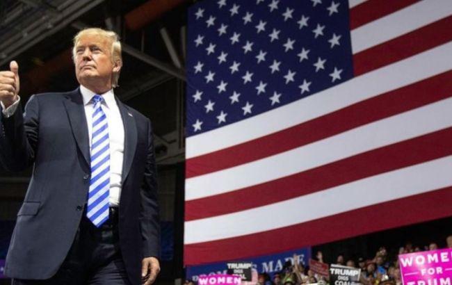 Впервые за месяц. Трамп планирует выступить на публичном мероприятии