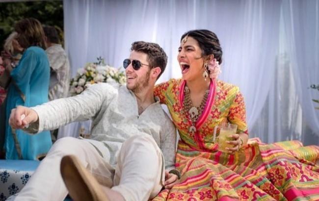 Приянка Чопра и Ник Джонас поженились: первый комментарий актрисы
