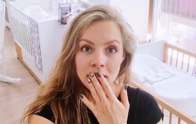 """""""Трошки мі-мі-мі"""": вагітна Олена Шоптенко опублікувала знімки з ніжної фотосесії (фото)"""