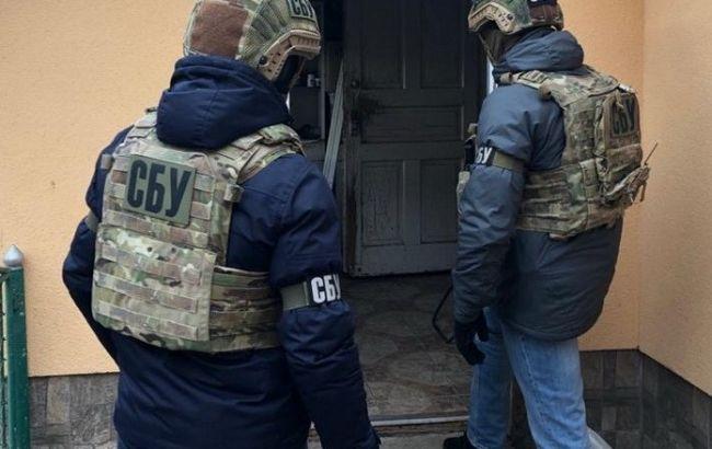 СБУ задержала участников группировки, причастных к резонансным преступлениям