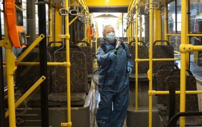 Карантин у Києві: як працюватиме громадський транспорт