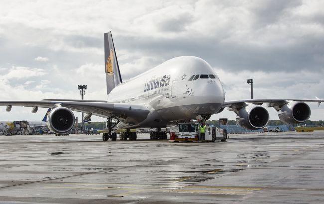 Lufthansa очікує, що чверть літаків компанії не буде використовуватися до 2022 року