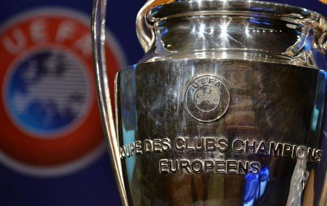 УЕФА опубликовал расписание матчей Лиги чемпионов следующего сезона