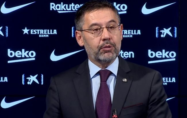 """Президент """"Барселоны"""" подал в отставку"""