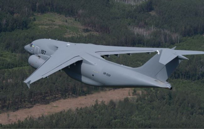 Міноборони уклало контракт на поставку трьох літаків Ан-178