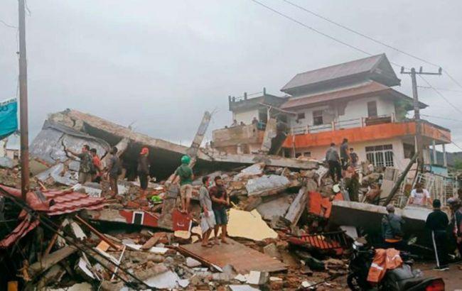 Землетрясение в Индонезии: количество жертв существенно возросло