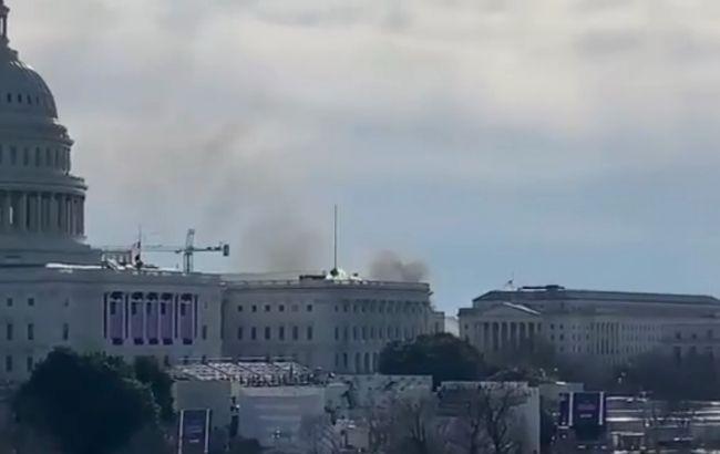 У США евакуювали частину Капітолію через зовнішню загрозу