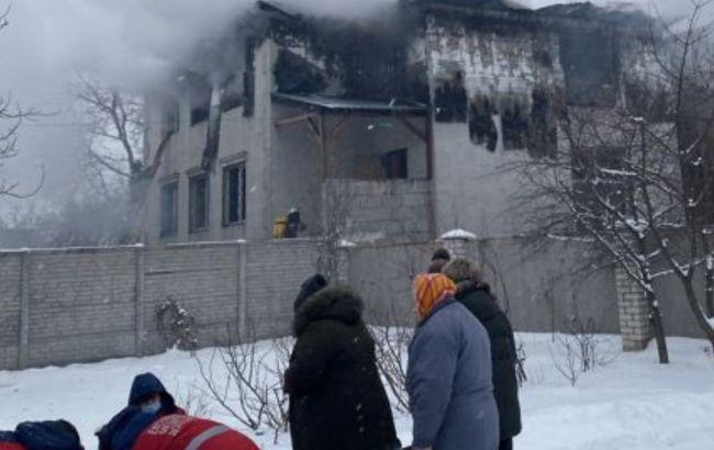 Пожар в Харькове: Турция выразила соболезнования из-за гибели людей
