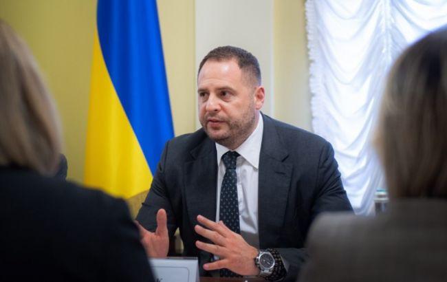 Ермак про обострение на Донбассе: переговоры дальше вести невозможно