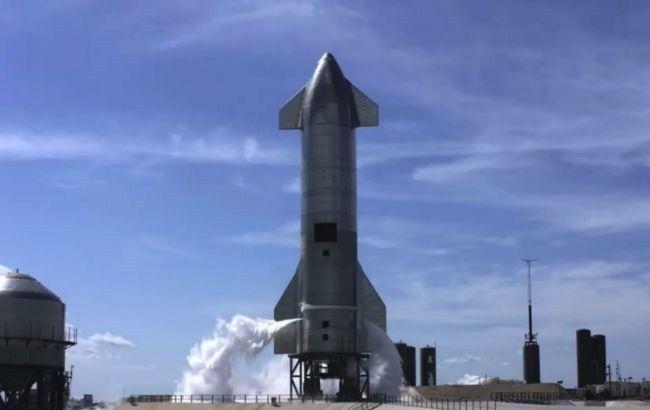 Корабль Маска Starship взорвался после удачной посадки. Яркое видео