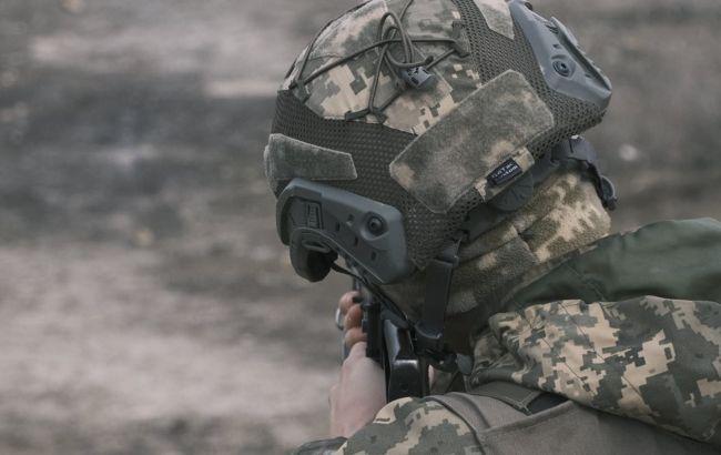 Погибший сегодня на Донбассе военный оказался солдатом из Грузии