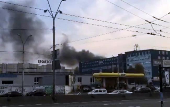 """У ДСНС прокоментували інформацію про масштабну пожежу на заводі """"Маяк"""""""
