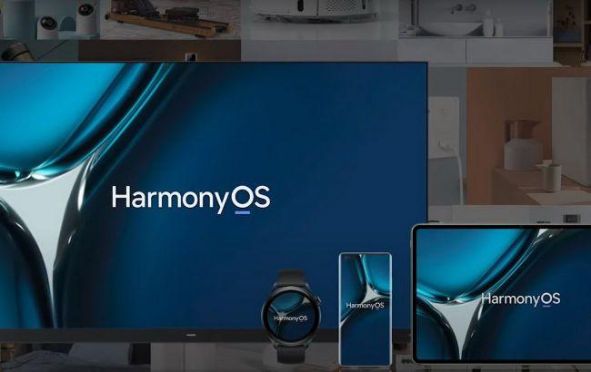 Huawei презентував свою ОС для смартфонів та інших гаджетів