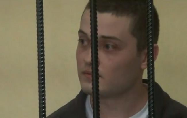 Втікач з Голосіївського суду сам викликав собі поліцію