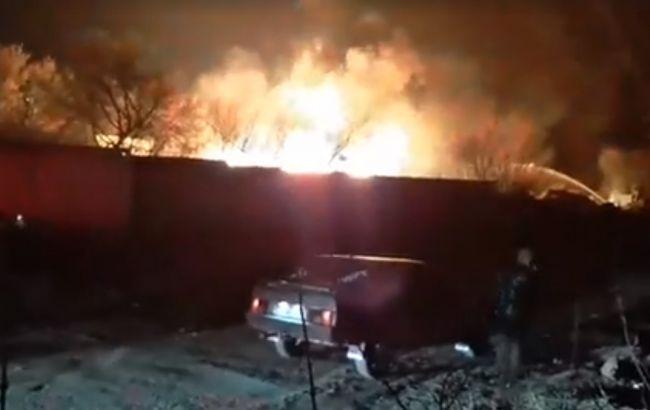 При взрывах в Кропивницком пострадали три человека