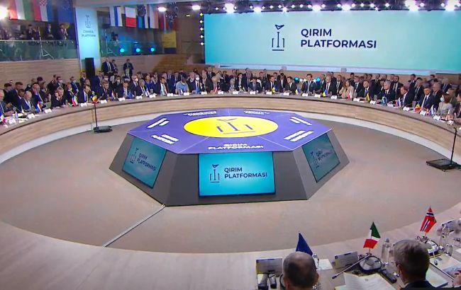 Крымская платформа. Основные заявления участников (обновлено)