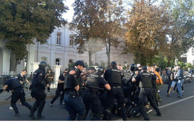 У Харкові на Марші рівності напали на активіста