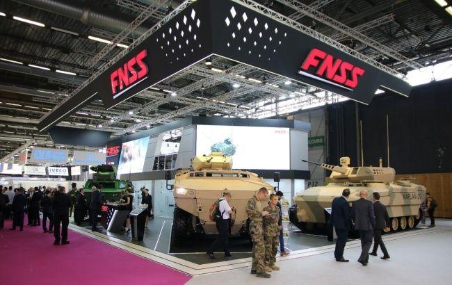 Во Франции отменили крупнейшую в Европе выставку вооружений