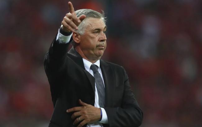 Федерація футболу Італії почала переговори зАнчелотті щодо посади головного тренера