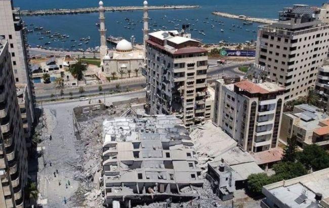 """Ізраїль заявив про загибель командира бойовиків """"Хамасу"""""""