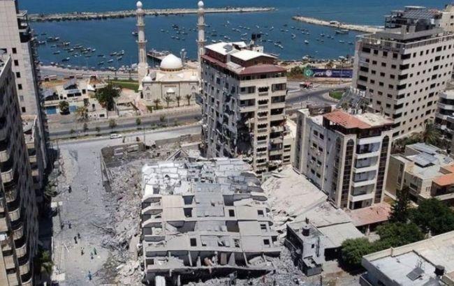 ХАМАС заявил о готовности прекратить обстрелы Израиля