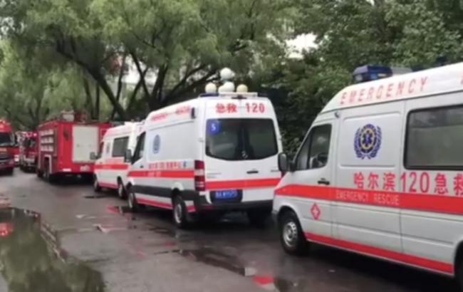 Граждан России среди пострадавших ипогибших в итоге пожара вкитайском Харбине нет
