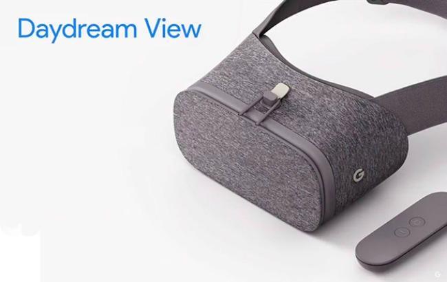 Фото: Google представив VR-гарнітуру